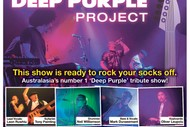 Image for event: The Deep Purple Project