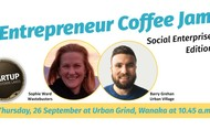 Image for event: Entrepreneur Coffee Jam - Social Enterprise Edition