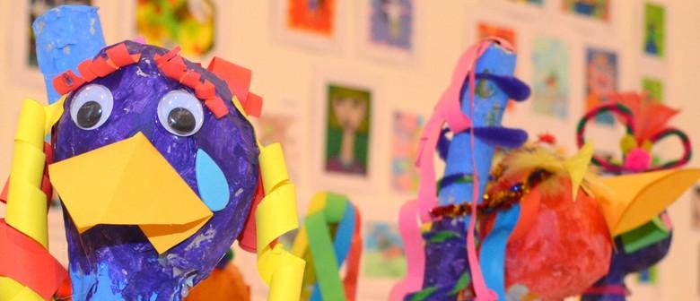 Breadcraft Wairarapa Schools Art Exhibition