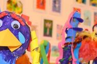 Image for event: Breadcraft Wairarapa Schools Art Exhibition