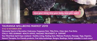 Tauranga Wellbeing Market 2019