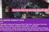 Image for event: Tauranga Wellbeing Market 2019