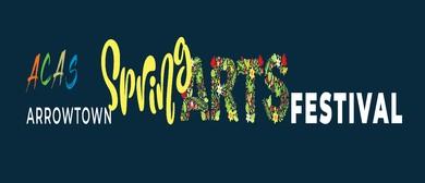 Arrowtown Spring Arts Festival presents Kate De Goldi