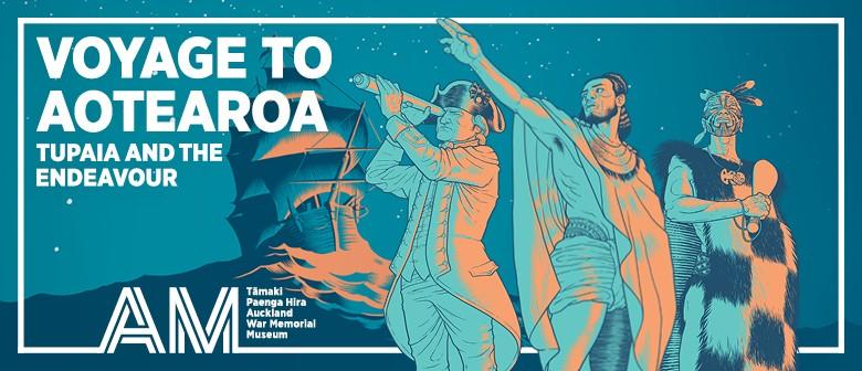 Voyage to Aotearoa: Tupaia And The Endeavour