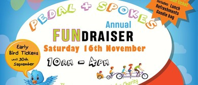 Pedal & Spokes Family Cycle Event