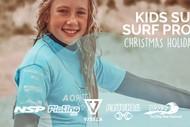 Image for event: Kids Summer Surf Program