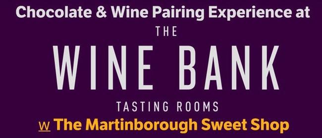 Chocolate & Wine Pairing Experience