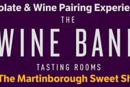 Image for event: Chocolate & Wine Pairing Experience