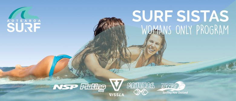Surf Sistas - Ladies Only Surf Club