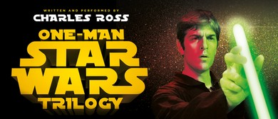 One-Man Star Wars Trilogy: CANCELLED