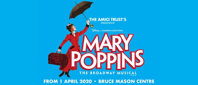 Mary Poppins - the musical: POSTPONED