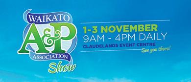 Waikato A&P Show 2019