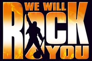 Image for event: We Will Rock You