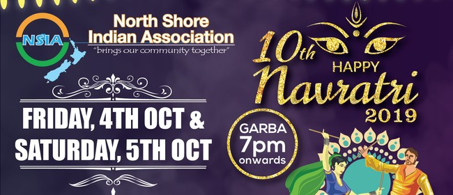 Navratri Festival 2019 with NSIA (North Shore Indian Assoc.)