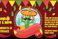 Image for event: Mexico Party