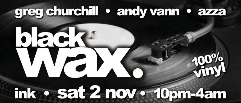 Black Wax (100% Vinyl) #15