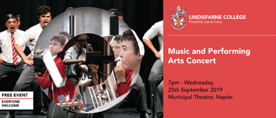 Music and Performing Arts Concert