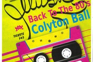 Image for event: Colyton Ball - Back to The 80's