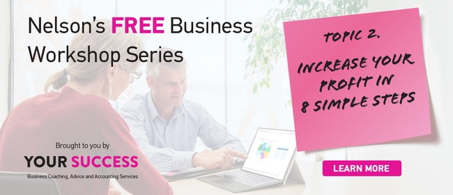 Nelson's Free Business Workshop by Your Success