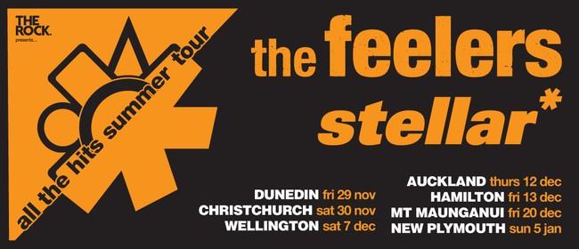 The Feelers & Stellar* - All The Hits Summer Tour