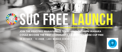 SUC Free Wanaka - Official Launch