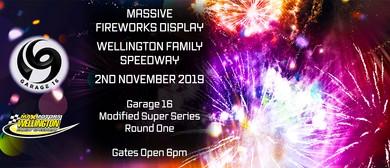 Garage 16 Modified Super Series Round 1