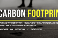 Image for event: Calculate Your Carbon Footprint - Business Workshop