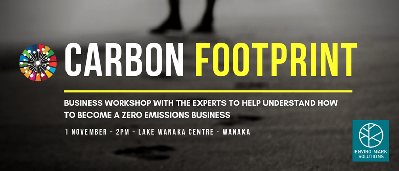 Calculate Your Carbon Footprint - Business Workshop