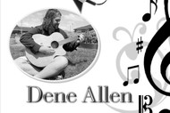 Image for event: Emberz Live Music With Dene Allen