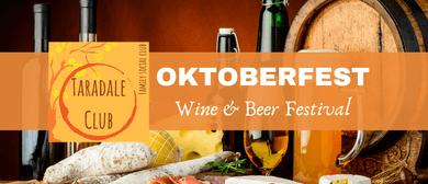 Oktoberfest Wine & Beer Festival!!