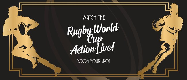 Rugby World Cup 2019 - Live & Loud!