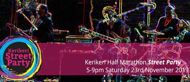 Kerikeri Street Party 2019