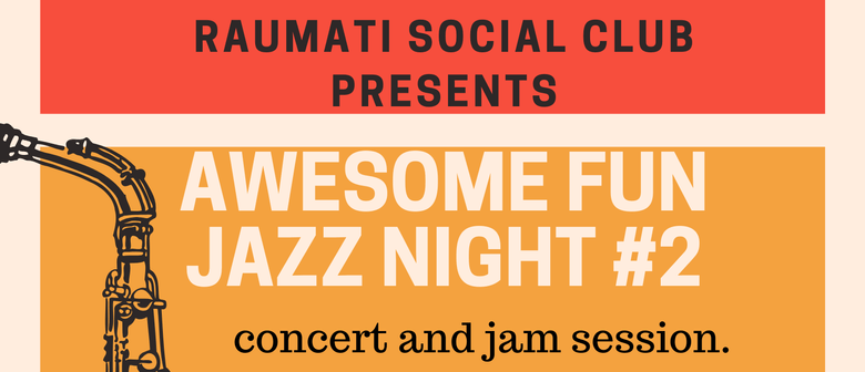 Awesome Fun Jazz Night and Jam