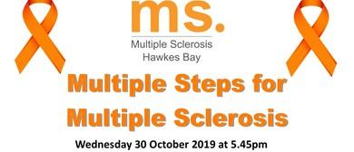 Multiple Steps for Multiple Sclerosis