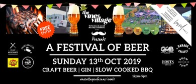 A Festival of Beer 2019