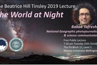 Image for event: The World at Night - Beatrice Hill Tinsley Lecture 2019
