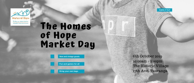 The Homes of Hope Market Day