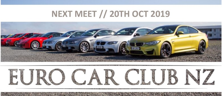 Euro Car Club NZ // Mega Meet 2019