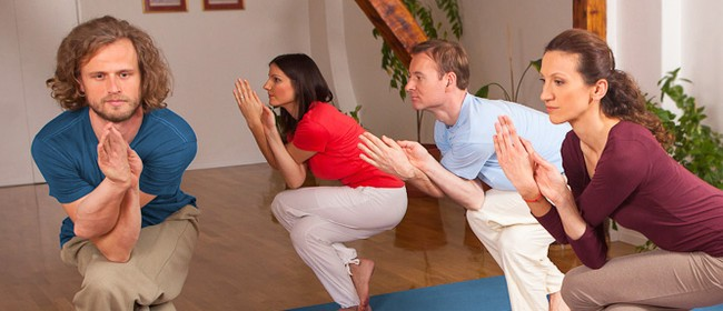 Yoga Class for The Advanced - Level 2 - 3