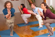 Image for event: Yoga Class for The Advanced - Level 2 - 3