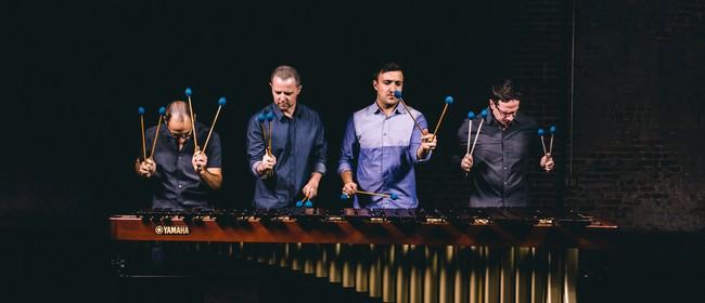The Los Angeles Percussion Quartet
