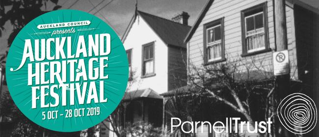 Auckland Heritage Festival: Grafton Walk
