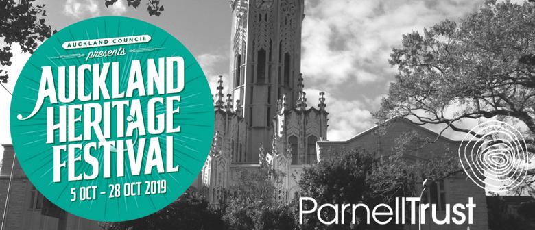 Auckland Heritage Festival: Campus Stories Walk