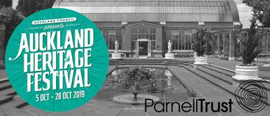 Auckland Heritage Festival: Auckland Domain Walk