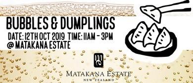 Bubbles and Dumplings