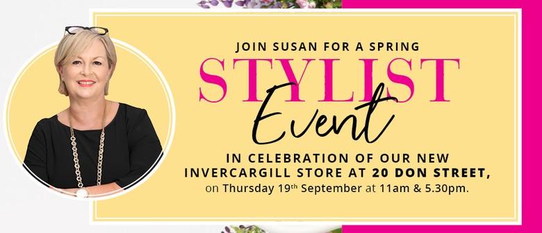 Caroline Eve Stylist Event