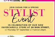 Image for event: Caroline Eve Stylist Event