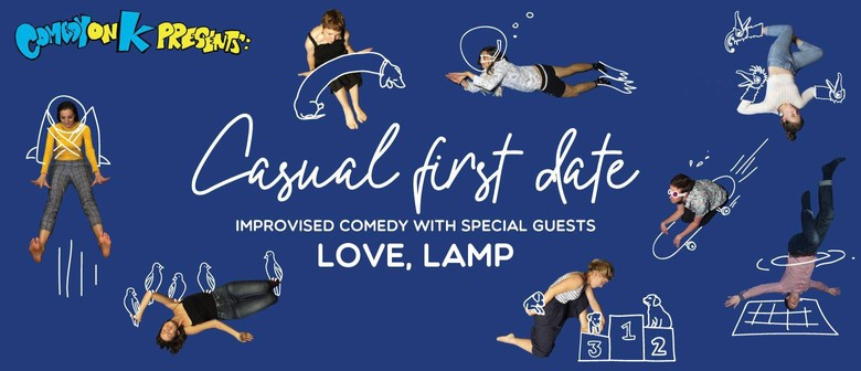 Improv Comedy Night: Casual First Date with Love, Lamp