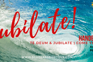 Image for event: Jubilate!