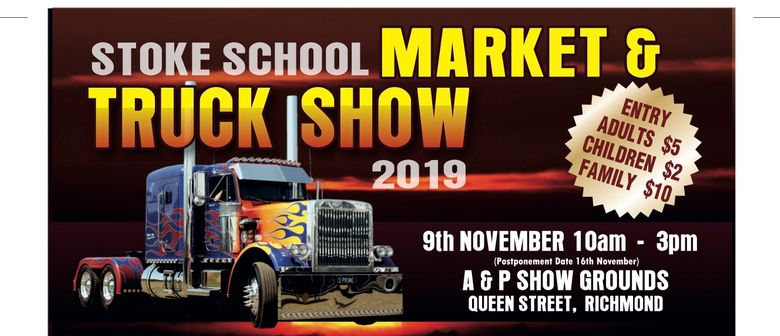 Nelson Market & Truck Show 2019